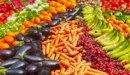 ما هي عجلة ألوان الفواكه والخضروات