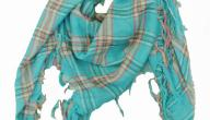 3 طرق لارتداء الوشاح المزخرف