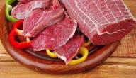تناول اللحوم الحمراء يرفع خطر الإصابة بالسكتة الدماغية