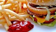 أطعمة تزيد الوزن