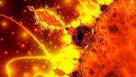 ما هي العاصفة الشمسية