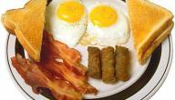الفوائد و المبادئ الأساسية في وجبة الإفطار