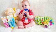 كيف نخفف ألم التسنين عند الرضع