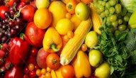 تعرف على ألوان المأكولات وفوائدها الصحية