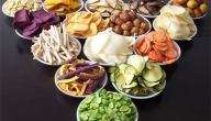 أهمية الألياف في نظامنا الغذائي