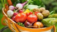 كيف تحافظ على الخضروات طازجة لمدة أطول