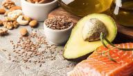 إيجابيات تناول الدهون