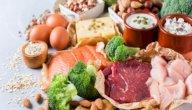 الأطعمة المناسب تناولها خلال أخذ حقن فيتامين ب12 وب6
