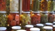 الطعام المخلل لعلاج ألم الظهر