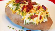 أسباب اعتبار البطاطا المشوية في الفرن من الأطعمة الصحية