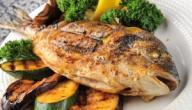 فوائد تناول الأسماك