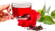 الفوائد الصحية لزهرة الكركديه