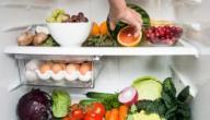 لائحة بأنواع الأطعمة التي يجب عدم حفظها في الثلاجة