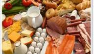 اكتشف أنواع حساسية الطعام