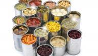 هل الأطعمة المعلبة صحية
