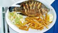 فوائد رائعة للسمك البلطي
