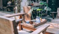 كيفية استغلال الصناديق الخشبية في عالم الديكور