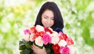 فوائد استنشاق رائحه الورد