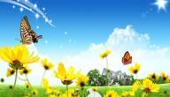 هل الجو بديع فعلا في الربيع