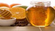 فوائد عسل الحمضيات