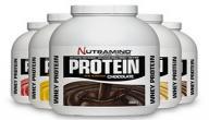 ما هي مضار بروتينات العضلات؟