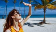 علاجات حروق الشمس المنزلية