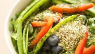 تأثير بعض البذور المتناولة في فقدان الوزن