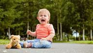 احتباس البول عند الأطفال