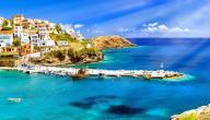 نبذة عن تاريخ جزيرة سانتوريني