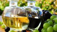 فوائد خل العنب للتنحيف