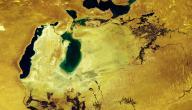 معلومات عن بحر آرال