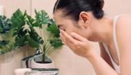 كيفية تنظيف البشرة الجافة