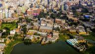 أين تقع مدينة دكا