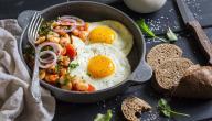 نظام غذائي لزيادة الوزن في أسبوع