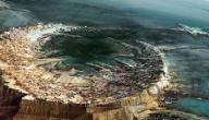 معلومات عن جزيرة أطلانتس