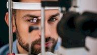 أعراض تلف شبكية العين
