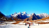 أفضل المناطق السياحية في فصل الشتاء