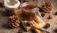 فوائد العسل والصنوبر