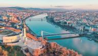 معلومات عن نهر الدانوب
