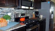 طريقة ترتيب الأجهزة الكهربائية في المطبخ
