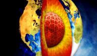 مراحل تكون أغلفة الكرة الأرضية