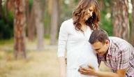 الحمل في الشهر السادس والجماع