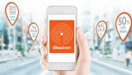 آلية عمل تقنية iBeacon