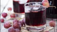 فوائد العنب الأحمر