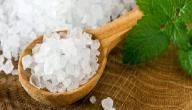 فوائد الملح الخشن للقدمين؟ وما رأي العلم؟