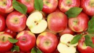 فوائد التفاح للحامل