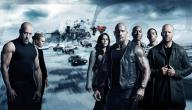 قصة فيلم fast and furious 8