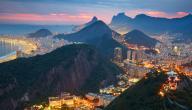 عدد سكان البرازيل