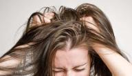 علاج التهاب فروة الرأس وتساقط الشعر