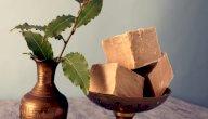 فوائد صابون الغار للبشرة الدهنية